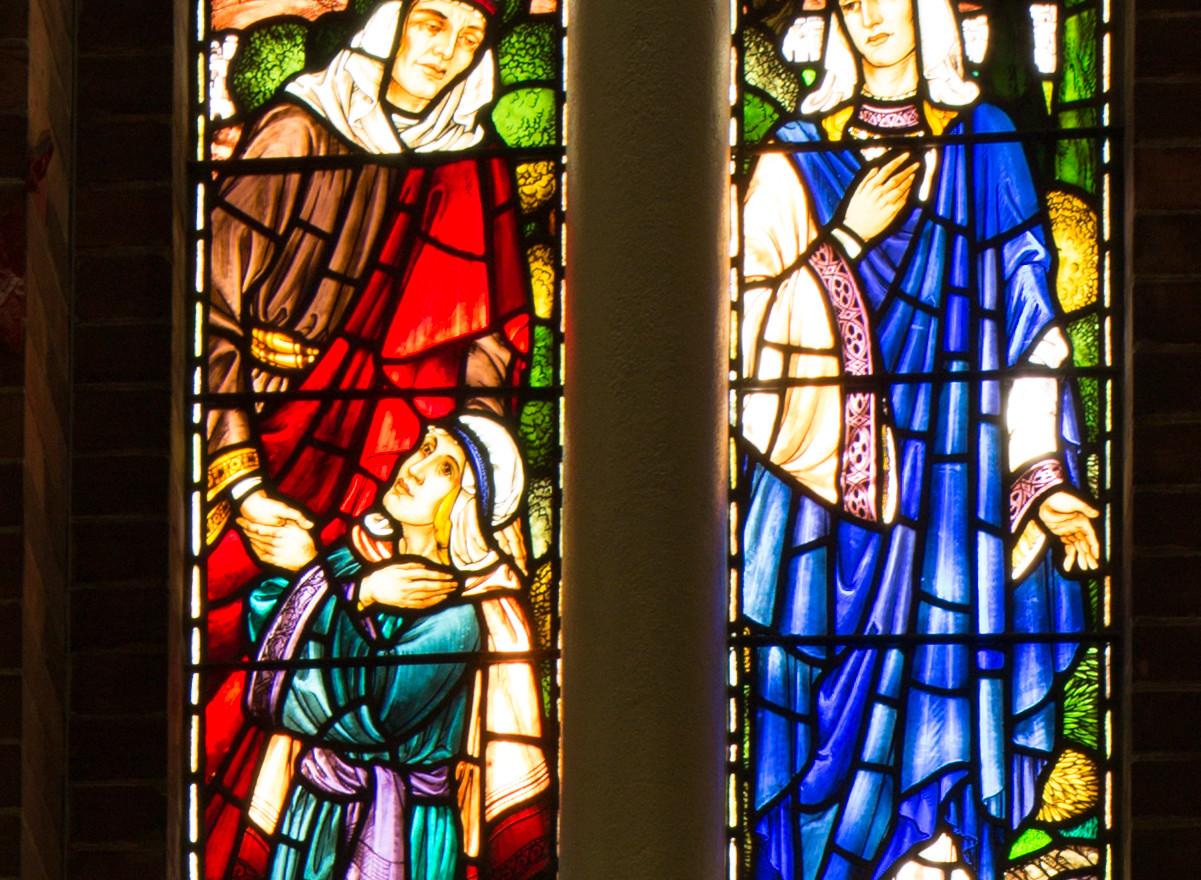 Robertson Memorial Window