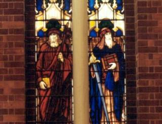 Henry Robertson Memorial Window