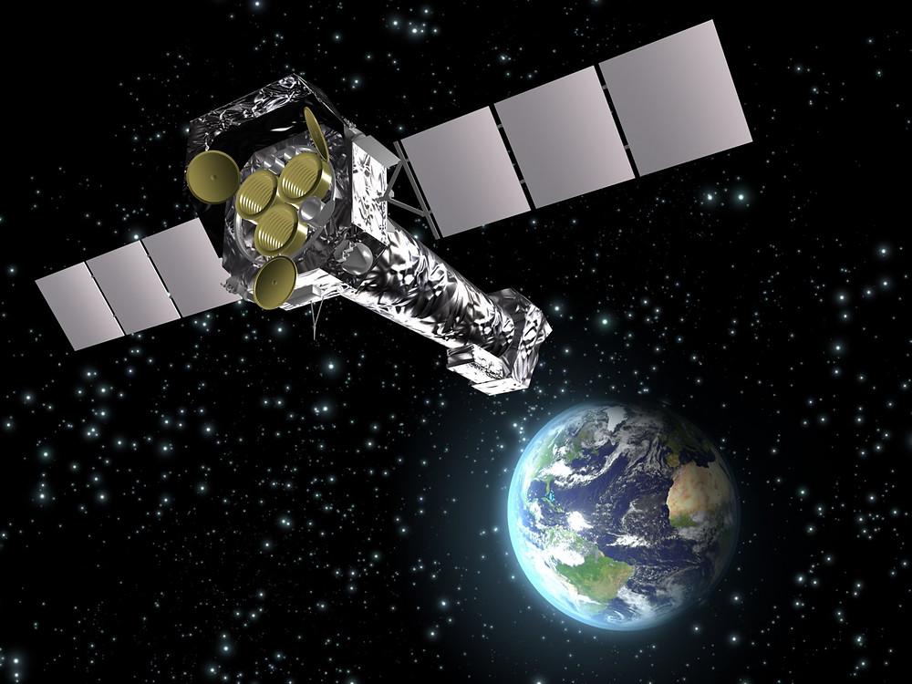 Satélites y Presentaciones. Relación entre la gestión de un satélite y la de una buena presentación y powerpoint.