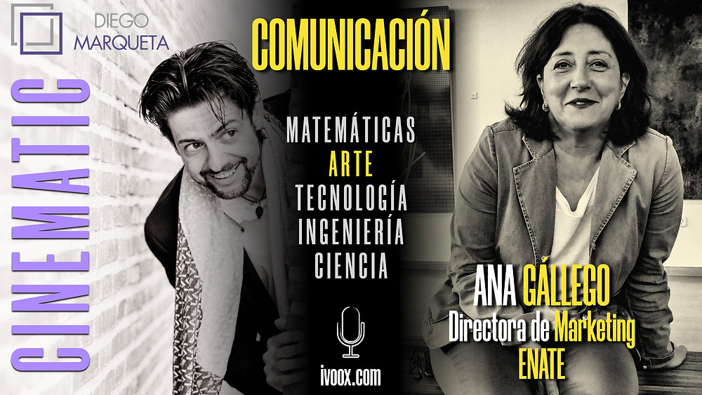 CINBEMATIC-Podcast sobre Comunicación de Diego Marqueta