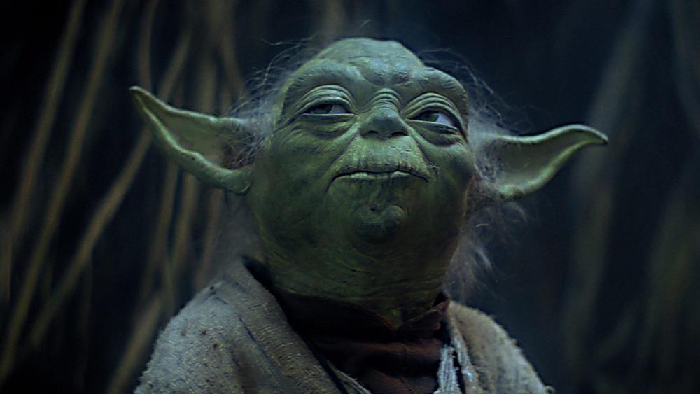 Yoda-La Fuerza en el Amor y en las Presentaciones