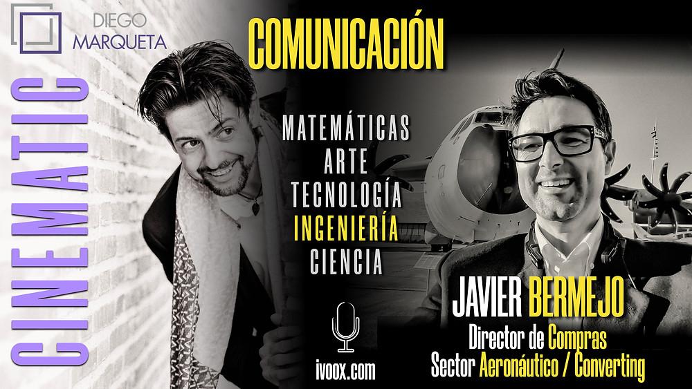 Podcast CINMETIC: Javier Bermejo y Diego Marqueta
