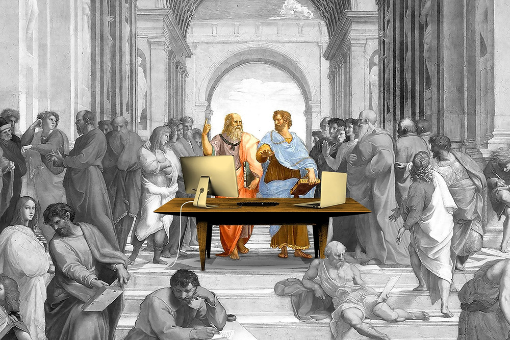 Aristotle Invents the Computer