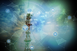 radio tower and wireless communication n
