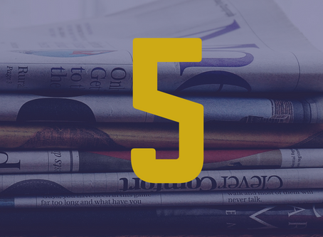 Our five golden rules for writing a press release