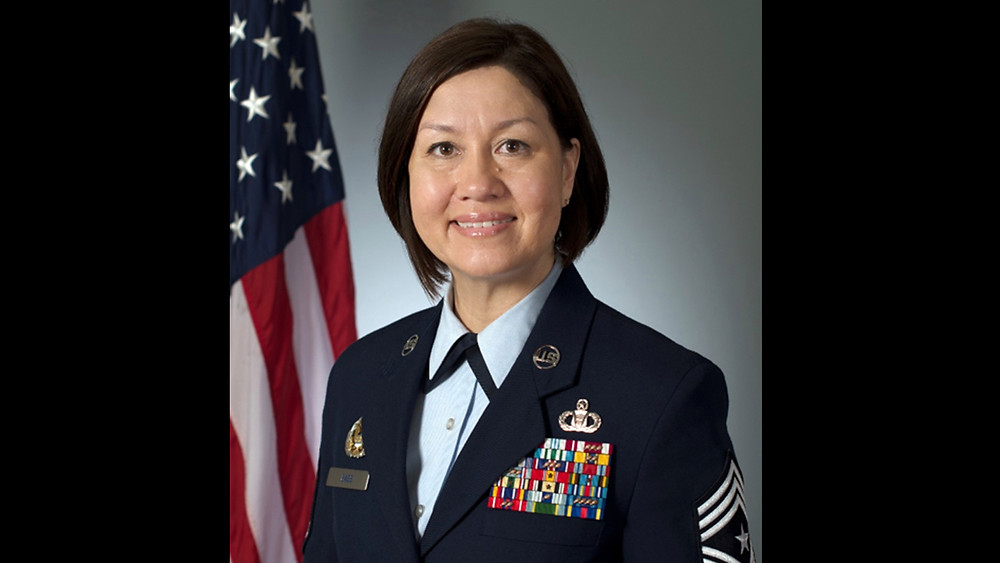 Chief Master Sergeant JoAnne Bass