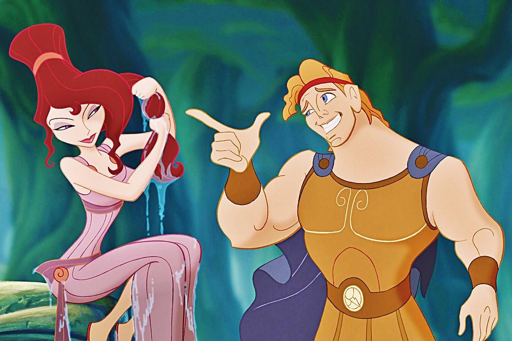 Hercules © 1997 Disney Studios