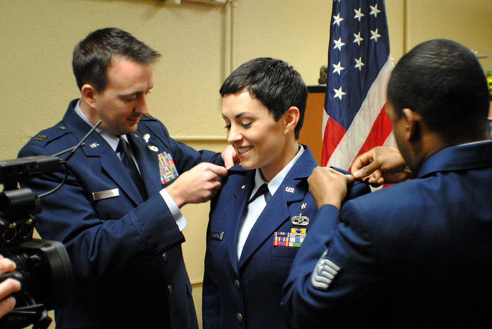 Photo by Senior Airman Luis Loza Gutierrez, USAF
