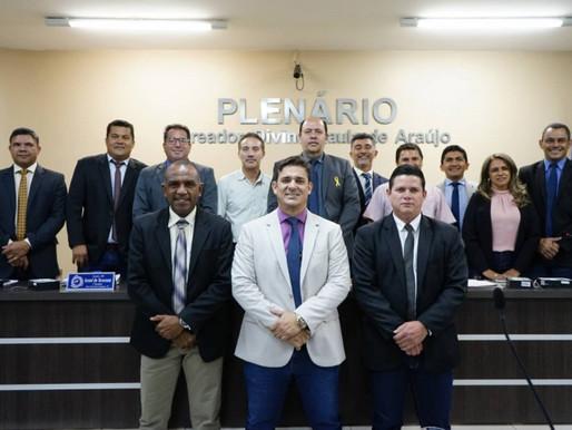 Câmara de Vereadores retoma sessões na próxima 2ª em Araguaína