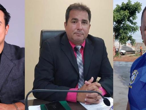 Os Secretários municipais de Wagner Rodrigues