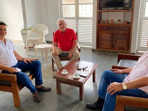 Deputada Valderez, Lazaro Botelho e Progressista estarão no palanque politico de Jorge Frederico