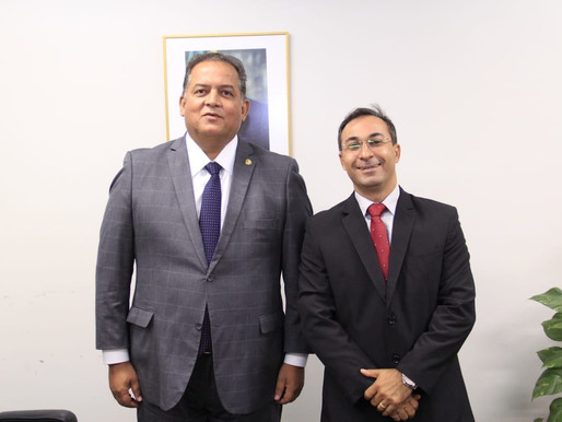 Eduardo Gomes não tem definição sobre candidatura em Araguaína, e deve caminhar com MDB