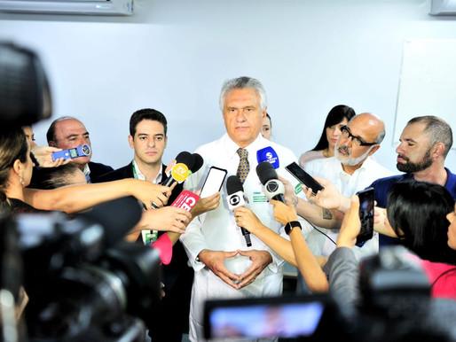 Goiás bate recorde de casos de coronavírus em um dia