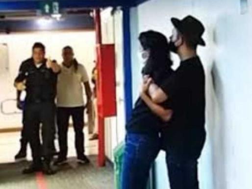URGENTE: Homem invade sede da Globo com uma faca e faz repórter refém