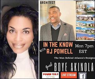 President of Boye Home Designs in Atlant