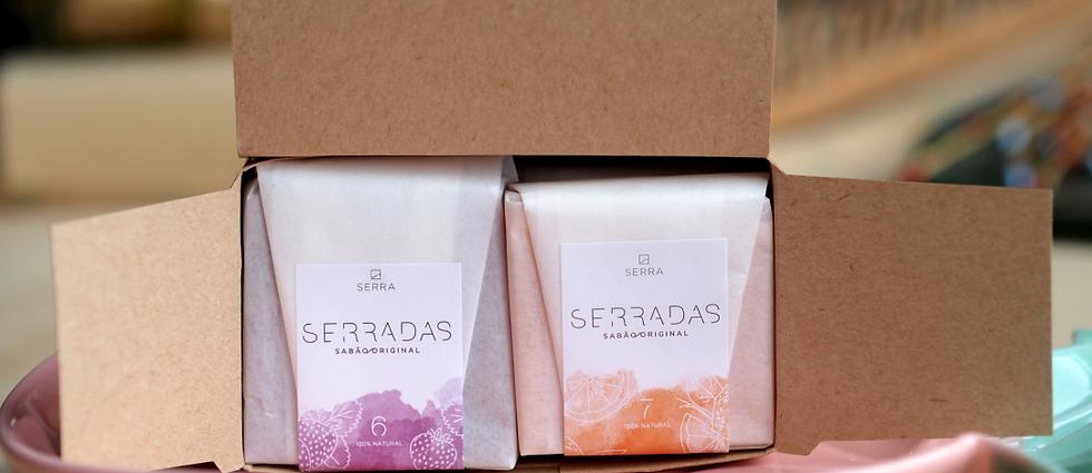 Kit Serra (4 sabonetes x 25g)