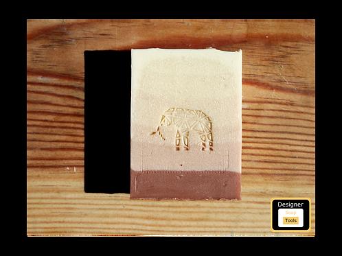 Stamp Elephant02