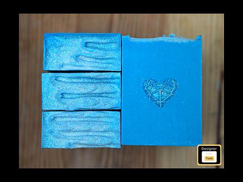 Stamp Frozen Heart