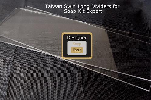 Taiwan Swirl - long dividers