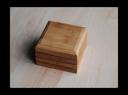 Caixa de Transporte de Sabonete (Bambu)
