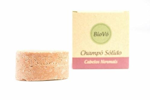 Champô Sólido - Cabelo Normal