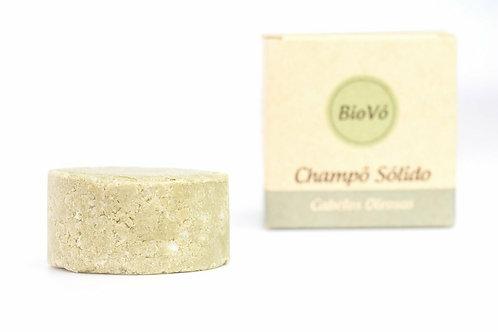 Champô Sólido - Cabelo Oleoso