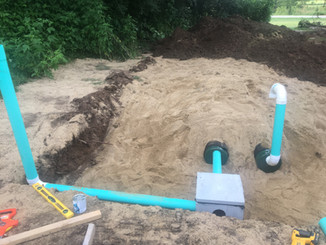Licensed for Presby Septic Systems