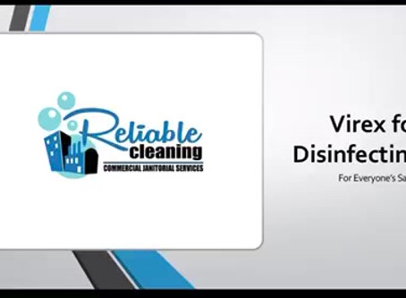 Virex for Disinfecting