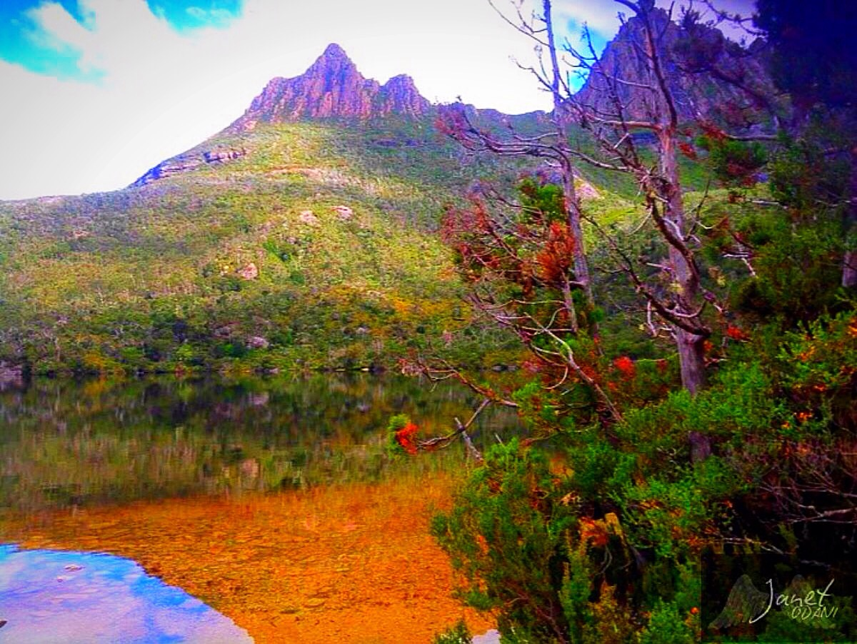Dove Lake, Cradle Mountain, Tasmania