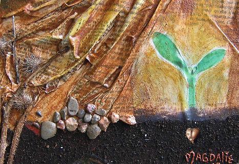 icône religieuse Parabole du grain sénvé