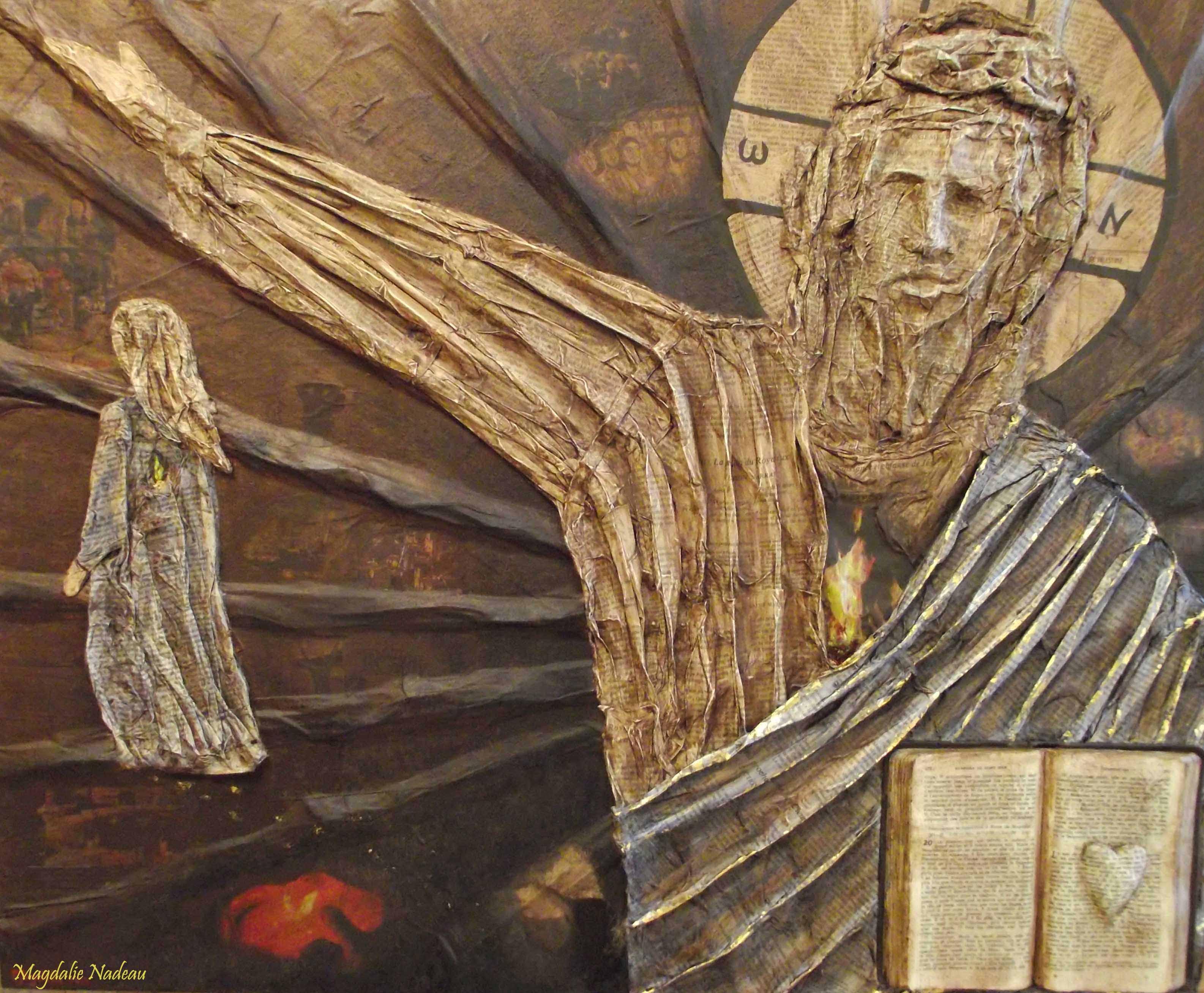 MARIE-MADELEINE ET LE CHRIST