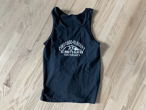 St. Mary's Men's Tank Top BLACK