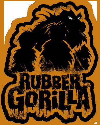 Rubber Gorilla masks