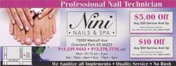 Nini's Nail Coupon