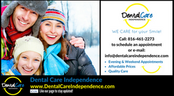 Dental Office Facebook Banner