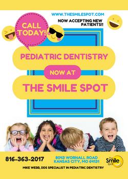 5x7 pediatric flyer