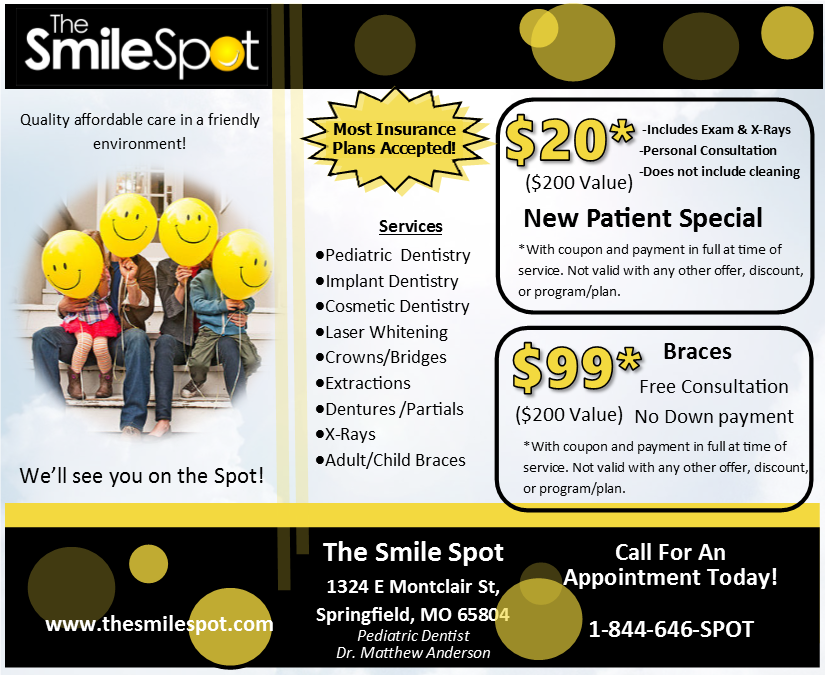 Smile Spot Post Card