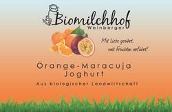 Orange Maracuja Joghurt