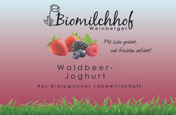 Waldbeer Joghurt