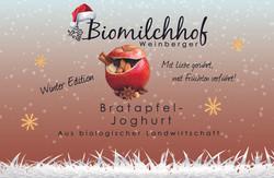 Bratapfel Joghurt