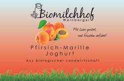 Pfirsich Marille Joghurt