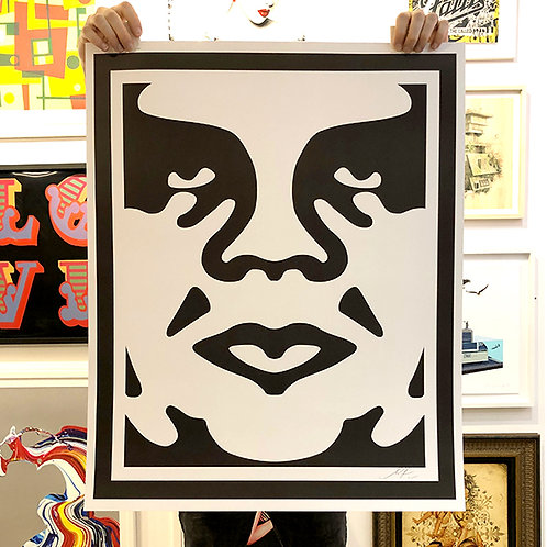 SHEPARD FAIREY 'OBEY' Open Edition MID