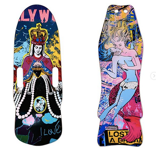 FAILE 'HOLLYWOOD' SKATEDECK