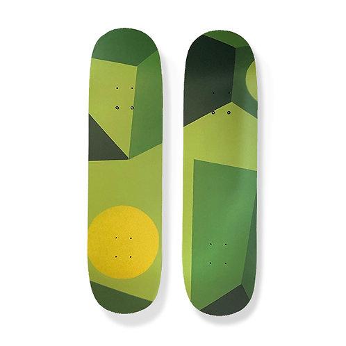SPECKDECK 'DIPTYCH' Skateboard Decks