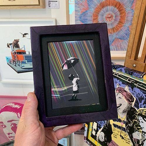 EELUS 'NOT EVERYTHING IS SO BLACK' with Custom Resin Frame
