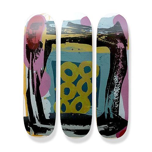 SPECKDECK 'SIX IMPERFECT CIRCLES' Skateboard Decks