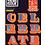 Thumbnail: BEN EINE 'CELEBRATE' STENCIL - ONE OF A KIND!