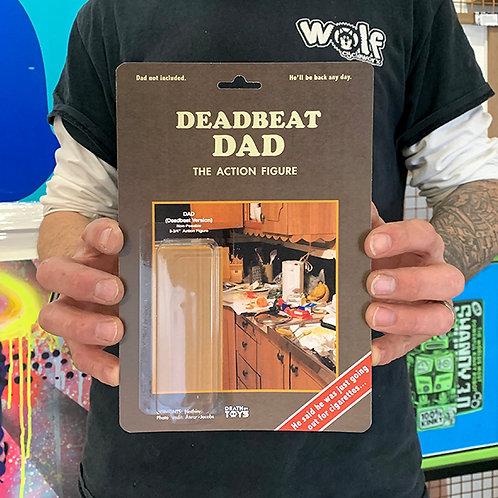 DEATH by TOYS 'Deadbeat Dad'