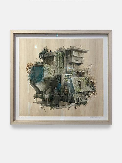 CINTA VIDAL 'BRUTAL ARCHITECTURE'