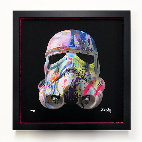 LP-EDITS 'STORMTROOPER' Ltd Edition FRAME and Ltd Edition ART PRINT